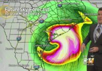 Hurricane Warning Issued As Harvey Approaches Texas Coast