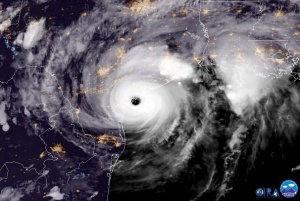 harvey5 Harvey Downgraded To Category 1 Hurricane, Flood Threat Continues