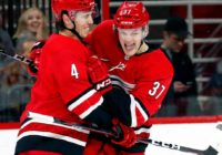 Hurricanes get closer to opening night roster