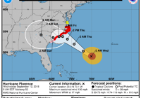 Hurricane Florence: 'Life-Threatening' Storm Surge Watch Issued For Carolinas