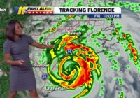 Tracking Hurricane Florence: Expected rain totals for Raleigh, Fayetteville and more