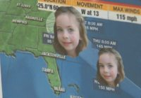 4-year-old girl named Florence helps victims of Hurricane Florence