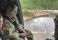 ABC11 Exclusive: Tour of Florence aftermath with U.S. Army's top officer