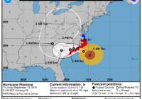 Farmers Rush To Harvest Ahead Of Hurricane Florence