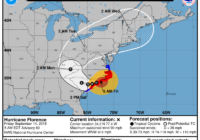 As Hurricane Florence Nears Landfall, Power Outages Spike