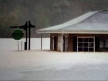 Newton-Grove flooding