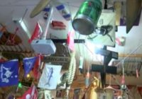 The 'Garage Majal': Carolina Beach residents hunker down for Florence