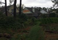 NWS confirms tornado touched down in Porters Neck area Saturday night