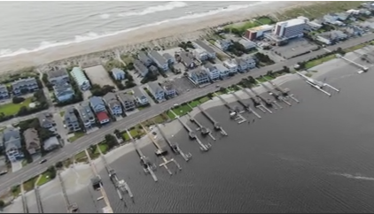 Wrightsville Beach residents working toward a normal life after Hurricane Florence makes landfall on the beach town. (source: WECT)