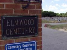 Elmwood Cemetery in Goldsboro