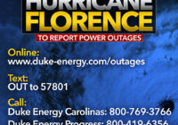 Tropical Depression Florence outages: More than 389,000 remain without power