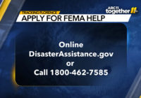 How North Carolina Florence victims can get federal assistance