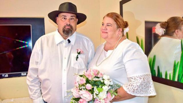 Goldsboro hotel wedding