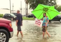 Galveston residents roll with punches when it comes to dealing with rain, flooding