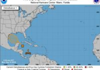 NWS monitoring potential tropical storm developing in Gulf of Mexico that could hit Texas