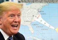 President Trump to visit Carolinas in hurricane's aftermath