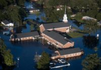 'The water is not finished': Aerial tour shows SC flooding, hurricane's impact