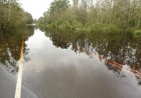 Florence flooding taking a toll across Wilmington region