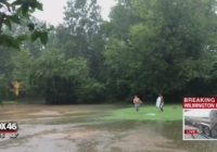 Serious flooding, damage in south Charlotte…