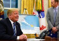 Trump disputes estimate of Puerto Rico hurricane deaths