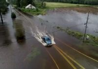 NC officials say travel isn't safe yet as flooding from Florence continues