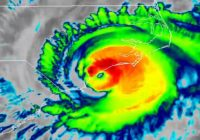Florence makes landfall near Wrightsville Beach, North Carolina