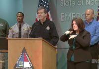 'Disaster is at the doorstep' and Hurricane Florence 'may be a marathon,' NC governor says