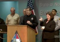 NC Gov. Cooper: 'Deadly' Florence remains a threat