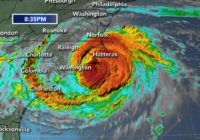 Tropical Storm Florence live coverage: Slow-moving storm drenches Carolinas