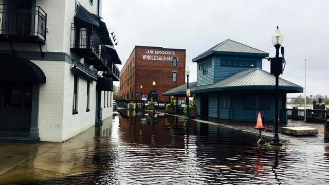 Wilmington flooding