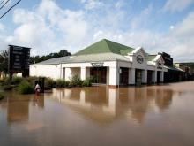 Chapel Hill sees flooding from Florence remnants