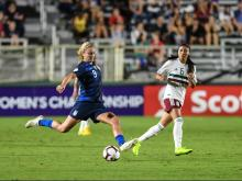 USA v Mexico, Group Stage World Cup Qualifiers - Oct 4, 2018