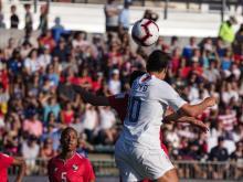 USA v Panama - October 7, 2018 at Wake Med Soccer Park for World