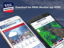WRAL Weather App