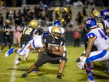 Football: Wake Forest vs. Knightdale (Oct 5,2018)