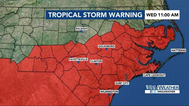 TS Warnings for Michael
