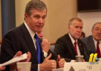 In DC, Gov. Cooper pitches Congress, Trump administration on hurricane relief