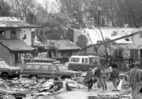 Today marks 30 years since rare November F4 tornado touched down in Raleigh