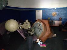 Robeson County planetarium