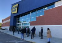 Best Buy reopens 2 months after Florence