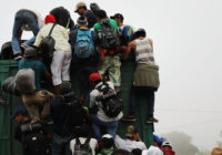 US hardens border at to prepare for caravan