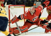 If it wasn't clear before, it's clear now. The Hurricanes can't save Scott Darling.