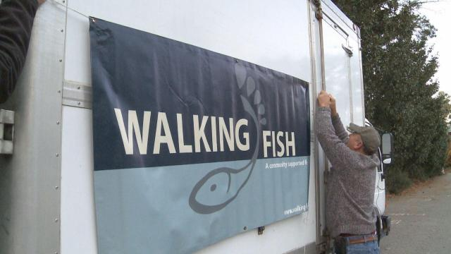 WALKING FISH COOPERATIVE BANNER