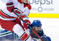 Teravainen, Niederreiter lead Hurricanes over Canucks 5-2