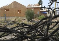 Relief for wildfire, hurricane victims tied up in federal talks about the border wall
