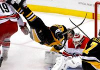 McElhinney, Hurricanes shut down Penguins 4-0
