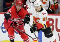 Hurricanes beaten by Flames as former Canes do the damage