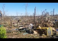 S.A. man's parents survive tornado with only home left standing
