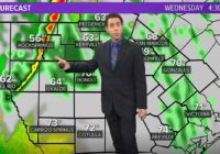 FIRST ALERT: Tornado Watch in western counties; SA could see severe weather by daybreak
