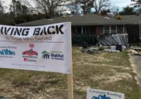 Veteran gets new roof after home damaged in Hurricane Florence